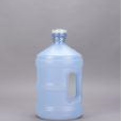 Water Bottle Round w/ Handle 1G