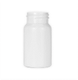 60cc Pill Packer Bottle