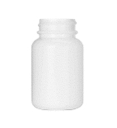 75cc Pill Packer Bottle
